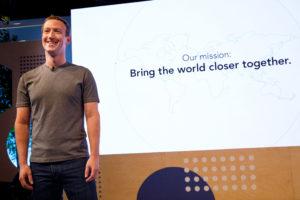 Mark Zuckerberg e a nova missão